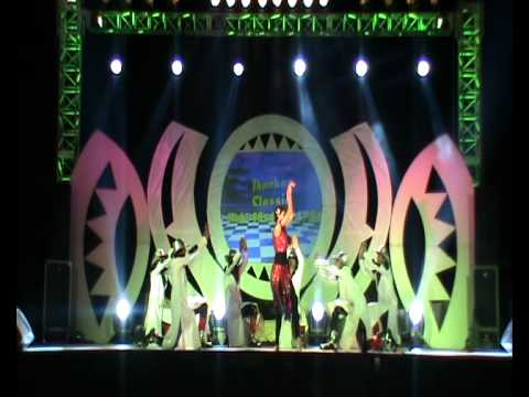 GHUNGHAT KI AAD SE PERFORMED BY CHAMPIONS DANCE TROUPE IN LUCKNOW...