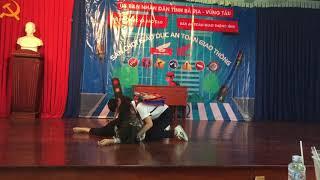 """Tiểu phẩm """"MẸ TÔI"""" - 10A2 TRƯỜNG THPT TRẦN VĂN QUAN NH 2018-2019"""