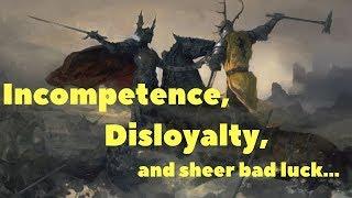 Robert's Rebellion breakdown - How did the Targaryens lose?