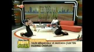 "Serhat Sıdal Intelligence fitness (IF) TV8 ""Erken Baskı"" Oylum Talu 2"