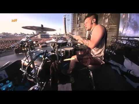 Trivium - Live @ Wacken, 2013