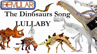 Bemular - The Dinosaurs Song (lullaby version)
