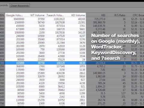 Keyword Research Pro - The #1 Keyword Research Tool You Must Have