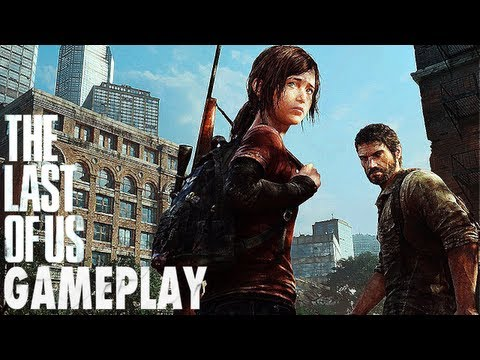 The Last of Us - Gameplay Walkthrough + Giveaway