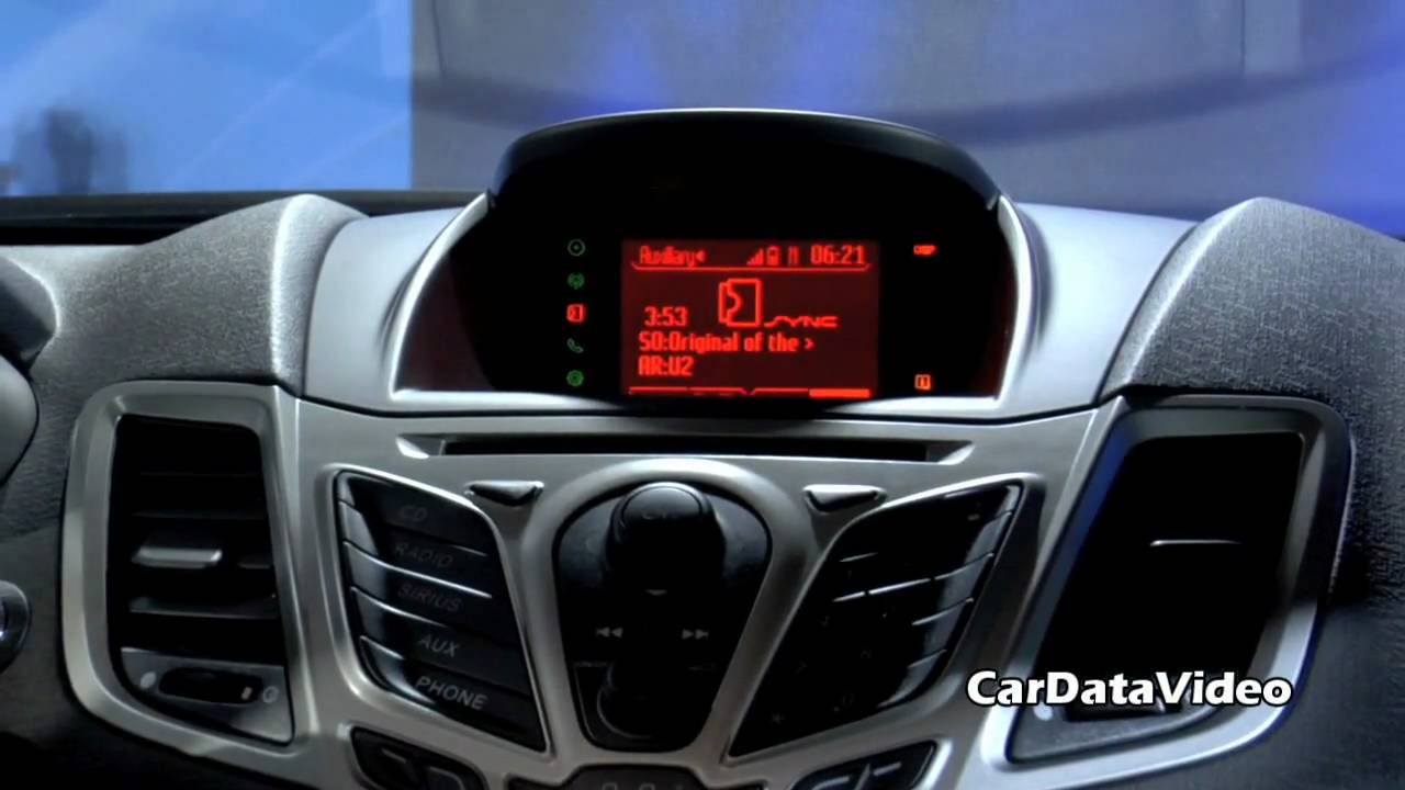 2011 Ford Fiesta Sync System 2011 Ford Fiesta Newest