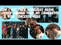 Lagu HOW I GOT FREE LIMELIGHT AGAIN?!?! + 3 wdw 8 letters tour concerts vlog
