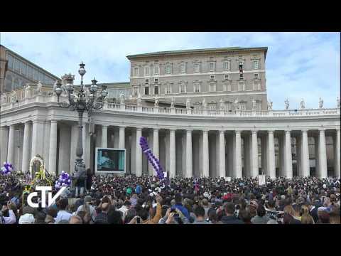Angelus Piazza San Pietro 26-10-2014