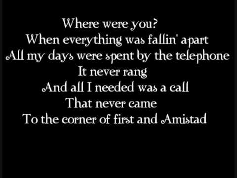 The Fray - You Found Me (with Lyrics) + Hq video