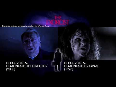 Dos versiones de El exorcista