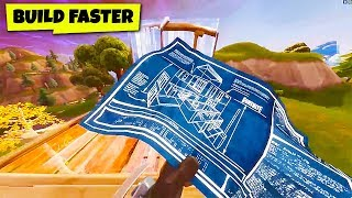How To Build FASTER Than Everyone Else in Fortnite