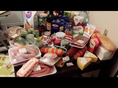 Какие покупать продукты к новому году