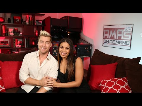 Jordin Sparks and Lance Bass Back Together Again - AMAs OD 2014 Episode 06