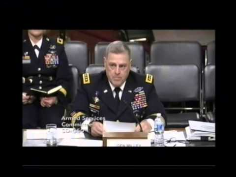 2016 Posture of the U.S. Army (Opening testimony)