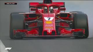 2018 Azerbaijan Grand Prix: Qualifying Highlights