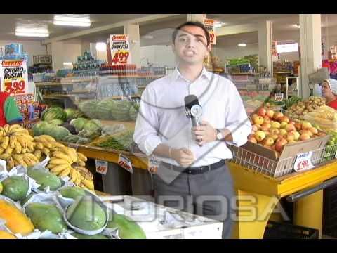 Apenas 10% de brasileiros consome a quantidade de frutas recomendadas