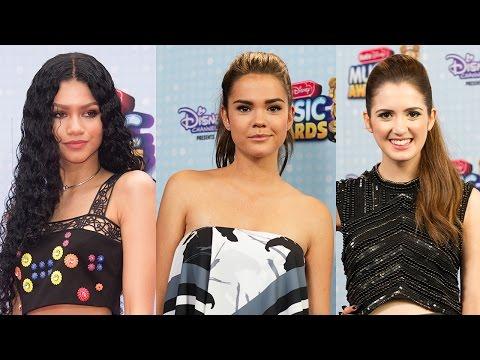 2015 Radio Disney Music Awards Fashion - Zendaya, Maia Mitchell  More