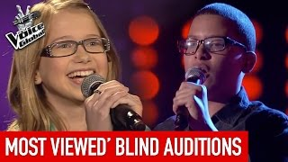 The Voice Kids | MOST VIEWED