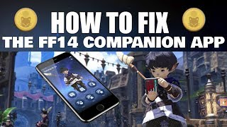 How to Fix the FF14 Companion App in 5 Steps [FFXIV Funny]