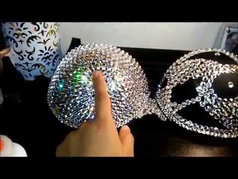 Selena Quintanilla Bustier Tutorial video