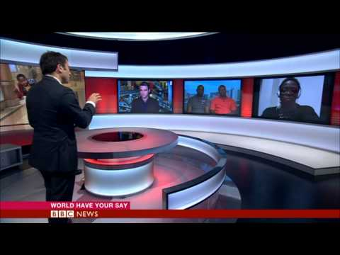 BBC World Have Your Say: Kenya Westgate Attack & Iran's Hassan Rouhani Speaks