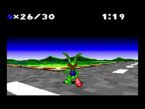 Jazz Jackrabbit Episode 1: Turtle Terror Bonus level 1994 Epic Megagames HD