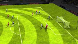 FIFA 14 Android - Portugal VS Ghana