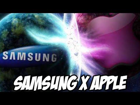 Apple ganha processo e Samsung tem que pagar mais de $500 MILHÕES