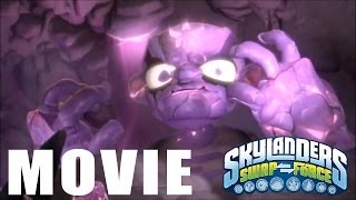 Force - Skylanders Swap Force Movie - All Cutscenes from the Game - Over 40 Minutes Long