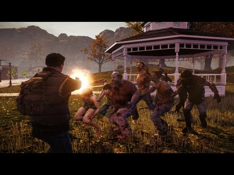 It's The Girls Turn in State of Decay: Episode 2 - IGN Plays