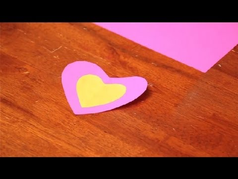 Easy Valentine Cut Amp Paste Crafts For Kids Valentines