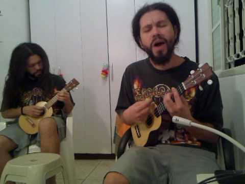 Toxicity System of a Down cover on ukulele  by KzmA