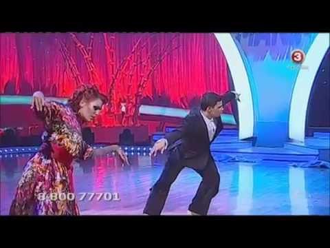 Šok su manimi - Petras Daunys ir Sandra Saikauskaitė (2012-11-11)