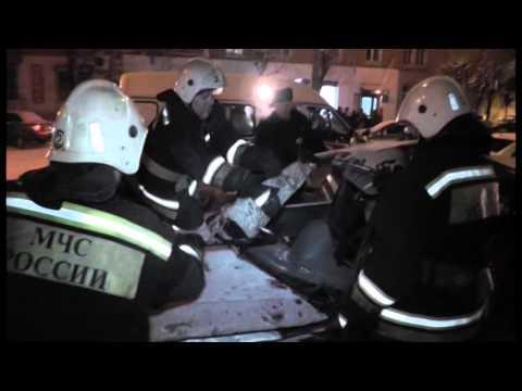 ДТП Щорса два погибших, пьяный водитель. Место происшествия 11.01.2016