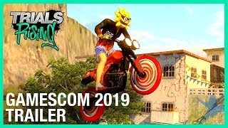 Trials Rising: Crash & Sunburn DLC Reveal – Gamescom 2019 Trailer | Ubisoft [NA]