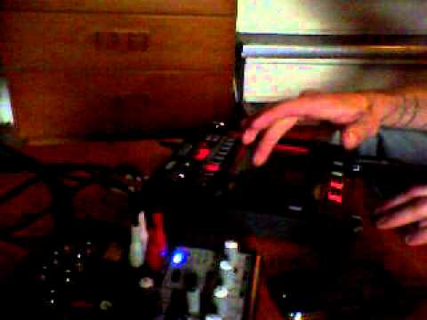 Learning to use the kaoss pad - YouTube