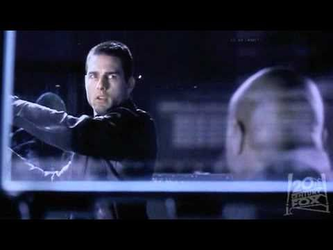 Minority Report | Tom Cruise | ZoomboTV