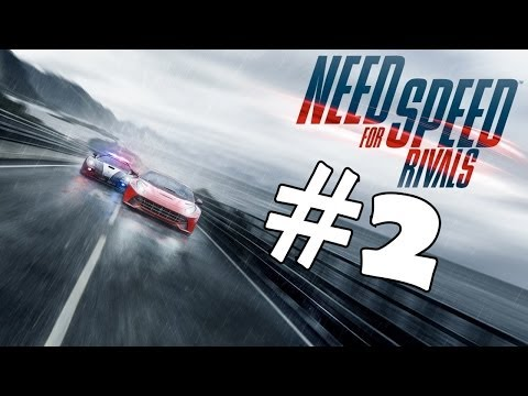 Need for Speed: Rivals Walkthrough Part 2 Racer Gameplay Let's Play Playthrough [1080p HD] PS4
