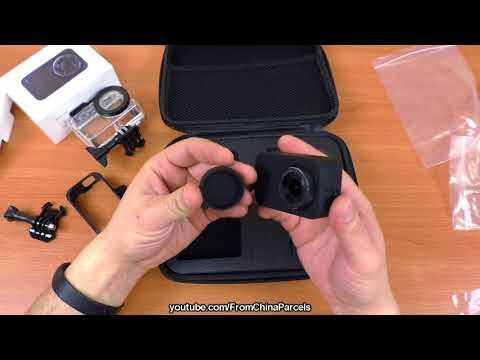 Экшн камера xiaomi купить на алиэкспресс