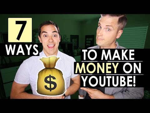How to Get Paid on YouTube 2016 – Top 7 Ways