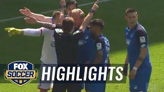 Dortmund vs. Hoffenheim | 2016-17 Bundesliga Highlights