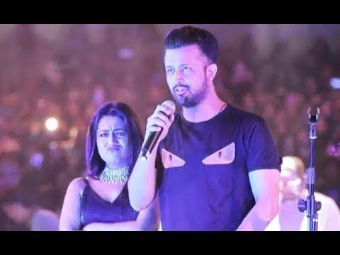 Download Lagu  Dil Diyan Gallan   Atif Aslam   Neha Kakkar   Live Houston 2018 Mp3 Free