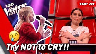 Download lagu 💔 Heartbreak songs on The Voice Kids! | Top 20
