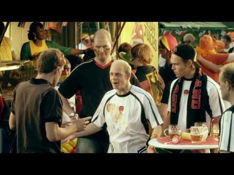 Iedereen Oranje met het Nuon WK Voetbal Energieshirt
