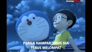Lagu Doraemon Versi Melayu - Lirik (HD)