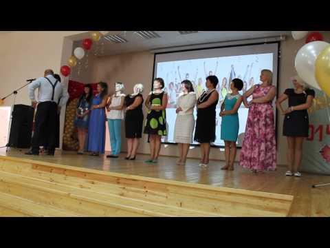 Танец родителей. Выпускной - 2014.