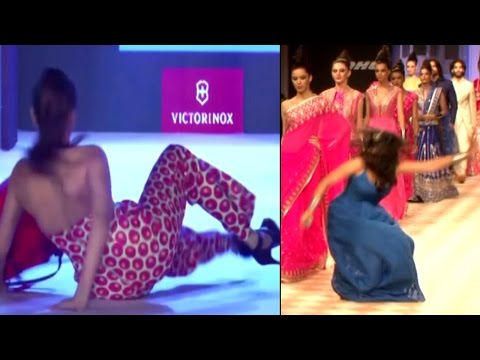 Bollywood Celebrities FALLING & EMBARRASSING MOMENT - LOL