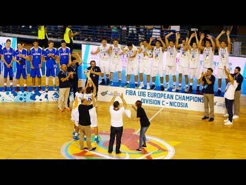 FIBA U16   FINAL CYPRUS v AZERBAIJAN highlights