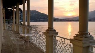 Waterfront historic villa for sale Lake Como  |  Lago Como villa storica vendita a lago con darsena