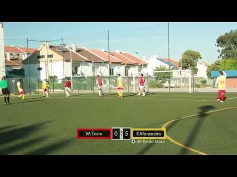 VA Team vs Futsal Afonsoeiro