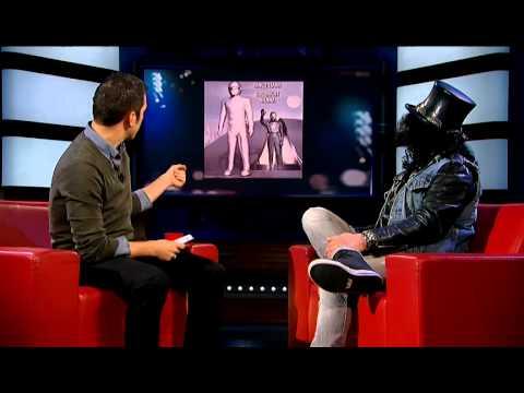 Slash On Michael Jackson, Joni Mitchell&David Bowie